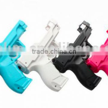 Hot Sale Customized Logo Light Gun for nintendo Wii Gun, nintendo Wii Gun Light LS Eplus