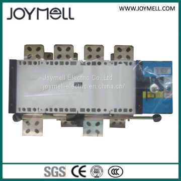 3P 4P Electrical 1250A Automatic Changeover switch