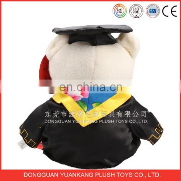 Plush Soft Toy Graduation Teddy Bear Doll