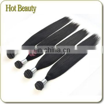 Trendy Unprocessed Peruvian Virgin Hair Silky Straight