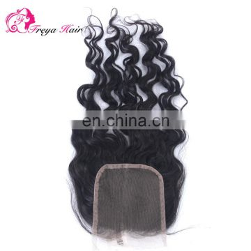 2017 hot sale natural curly indian hair salon chair hair product
