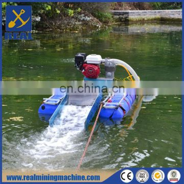 4 Inch gold mining boat ( gold dredge ) for sale