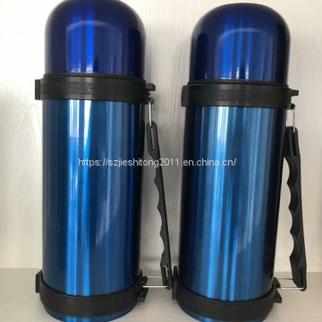 Wholesale manufactures outdoor travel kettle with customized logo