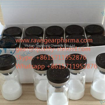 Weight loss Steroids Polypeptide Hormones Sermorelin Powder CAS 86168-78-7