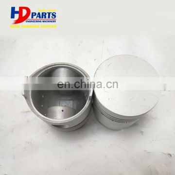 V1500 Diesel Engine Spare Parts Piston 76mm