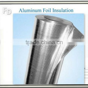 aluminium foil sheets heat treated reflective insulation material