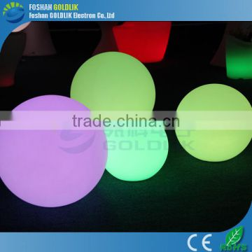 GKB-050RT floating color changing led light ball bulb
