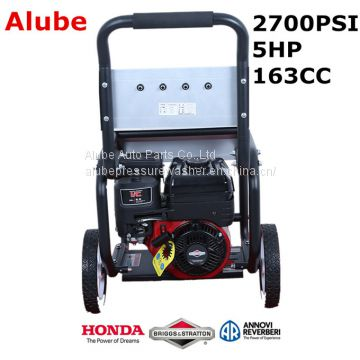 2700PSI 185Bar 5HP  gasoline high pressure washer cleaner