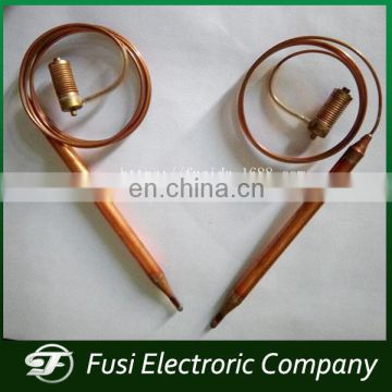 Capillary Thermostat for gas valve