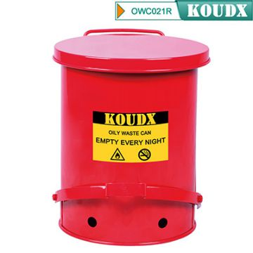 KOUDX Oily waste can