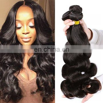 Hot Selling High Quality Raw Indian Hair Wholesale remy hair extension cheap brazilian hair bundles