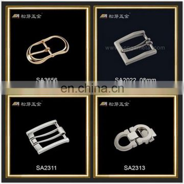 Wholesale all kinds of metal crazy selling high quality hook and loop belt buckle