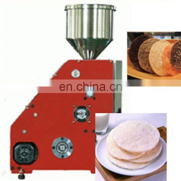 high quality  Rice Cake Cracker /  Rice Cake Cracker machine / korean rice cracker