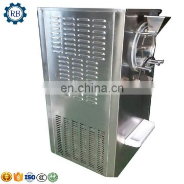 High Efficiency New Design multiple colors to choose industrial ice cream making mixer machine
