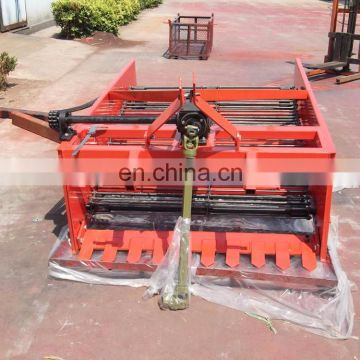 Electrical Manufacture Ginger Harvester Machine Tractor Peanut Carrot Cassava Garlic Ginger Potato Harvester Machinery