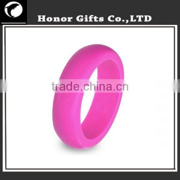 Colorful Custom Size Wholesale High Quality Silicone Ring For Kids