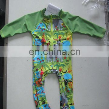Kids Swimming suit /Animal One Piece swimwear Trade assurance supplier