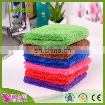 wholesale washing and cleaning towels good water absorption