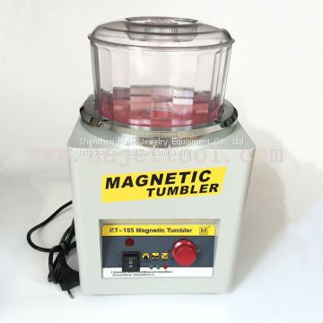 Hot Sale Magnetic Tumbler Jewelry Polisher Magnetic Tumbler Polishing Jewelry Magnetic Tumbler