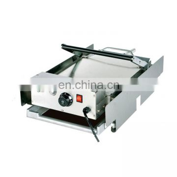 Commercial Hamburger Bun Toaster Making Machine For Restaurant