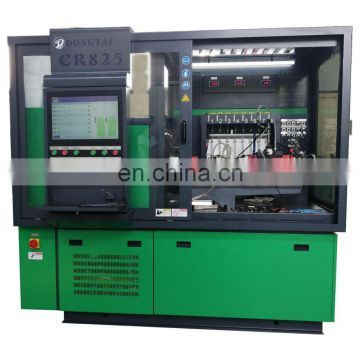 CR825 Multifunctional test bench to test injector and pump