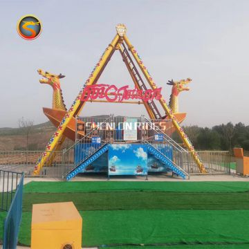 Cheap Price Amusement Equipment Kids Outdoor Electric Carnival Pirate Ship Rides