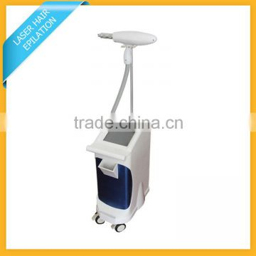 Varicose Veins Treatment Cost-effective 1064 Long 1 HZ Pulsed Nd Yag Laser Hair Removal Machine