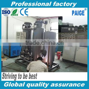 Small And Compact Quality Nitrogen Gas Generator For JIANGYIN PAIGE