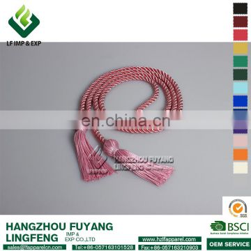 Graduation Honor Cord-Pink