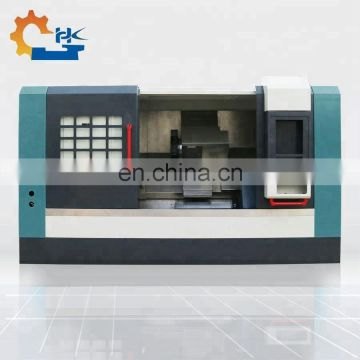 Cnc Lathe Machine Price with Servo Spindle Motor CK63L
