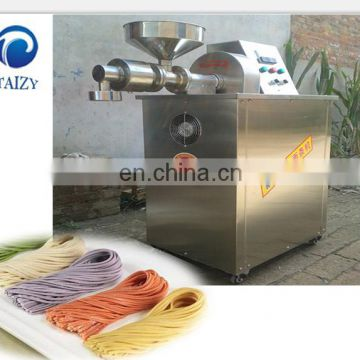 Multifunctional wheat corn flour snack macaroni pasta making machine
