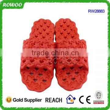 Cheap red Home Bedroom Women Flat Slippers Lady