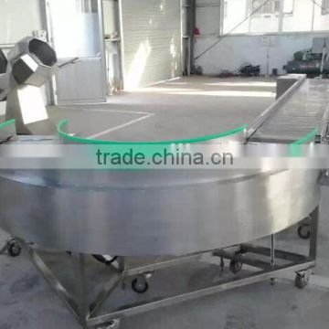 Stainless Steel Belt Conveyor Inspection Conveyor Conveying Machine