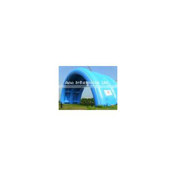 Inflatable Arch tent with customized size for different events
