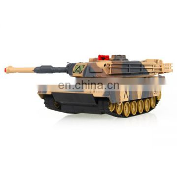 Children 1:32 scale two pcs infrared fighting huanqi rc tank toys for sale