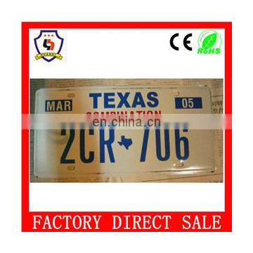 hauhui professional manufacturer license plates HH-licence plate-(65)