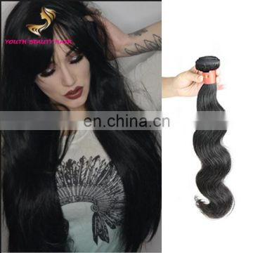 2017 Alibaba china hot selling cheap raw unprocessed indian hair in india human hair wholesale price