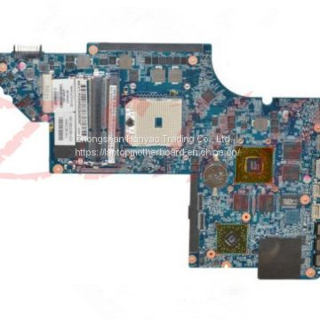 665281-001 for HP Pavilion DV6 DV6-6000 laptop motherboard 665284-001 Free Shipping 100% test ok