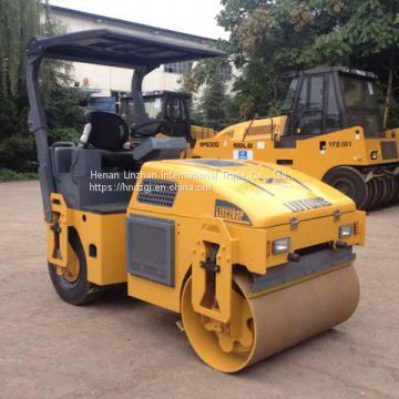 NEW  LTC203P Tire combined hydraulic vibratory roller