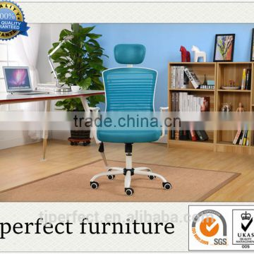 Hot sell lowest prices for office chair componets mesh chaier with wheels