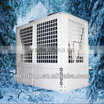 Made in china air -water heat pump for industrial heating and cooling (88kw, copeland compressor, R417A)