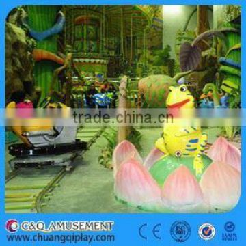 C&Q Amusement rides, Exciting!! Fun fair Interchange Cars rides outdoor electrical train for amusement park