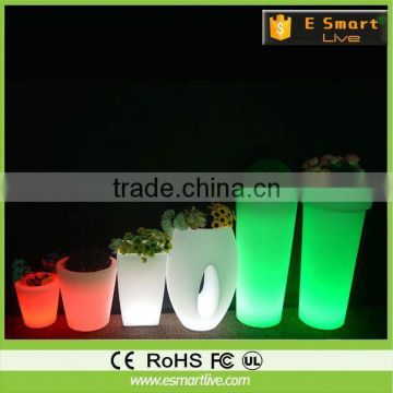 16 colors changing plastic lighting furniture led furniture