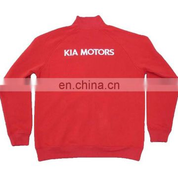 Kia sweater with zipper