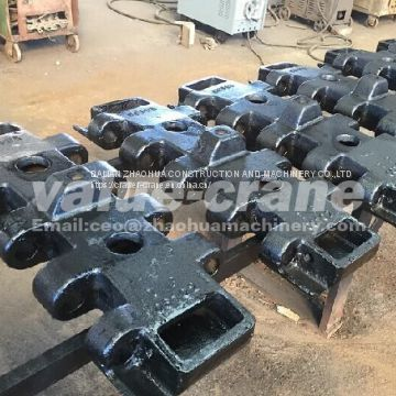 Kobelco CKE1350 track shoe track pad for crawler crane undercarriage parts Kobelco CKE1000