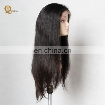 Wholesale Full Lace Wig 100% Human Hair Brazilian Hair Wigs For Black Women