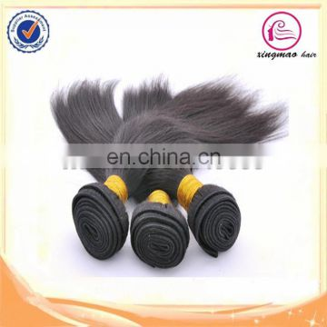 Real Remy 100% Human Hair Weaving ,leshine hair