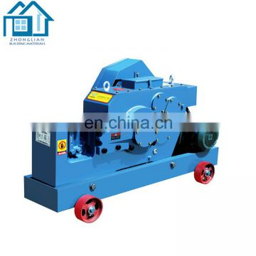 Factory supply automatic deformed reinforcing iron steel bar rebar cutting machine
