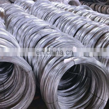 Hot dip galvanized iron wire for gabion mesh fence