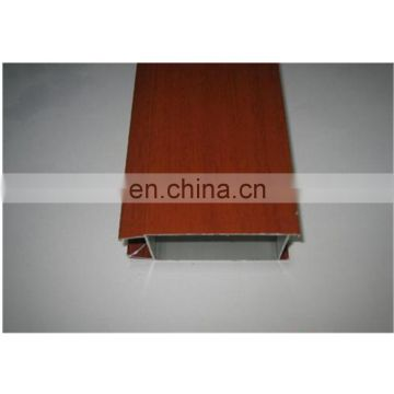Advanced wood grain transfer printing machine for aluminum windows